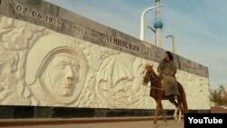 "Кадр из фильма ""Байконур"". Скриншот с сайта ""Ютуб""."