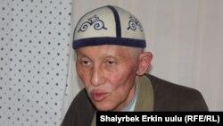 Оппозиционный активист Дастан Сарыгулов, бывший депутат парламента Кыргызстана.