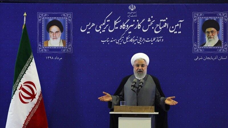 Rohani: Zemlje Persijskog zaliva mogu obezbediti sigurnost regije