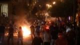 Protesta të dhunshme në Bejrut