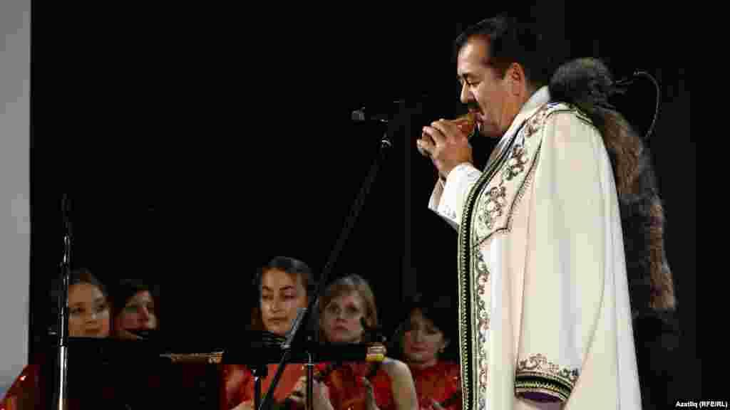 Рамил Гайзуллин, Башкортостан сәнгатькәре