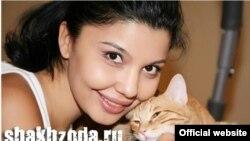 Узбекская поп-певица Шахзода (Зилола Мусаева).