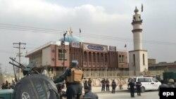 Шиитская мечеть в Кабуле