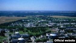 Centrul de studii nucleare de la Saclay, Franța