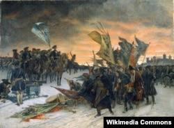 Густав Олаф Цедерстрем. Триумф под Нарвой. 1907–1910