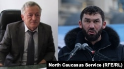 Тахир Мурдалов, Магомед Даудов