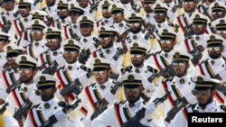 Iran's Islamic Revolutionary Guards can be expected to use U.S. intervention as a recruiting tool, one analyst says.