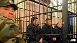 Судебный процесс по событиям апреля 2010 года, Бишкек, 18 марта 2011 года.