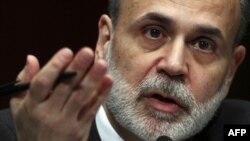 Председатель ФРС Бен Бернанке не порадовал прогнозами об экономике США.