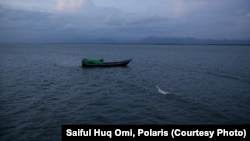 Лодка в море. Иллюстративное фото.