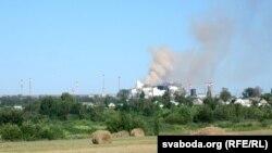 Беларускі мэталюргічны завод у Жлобіне
