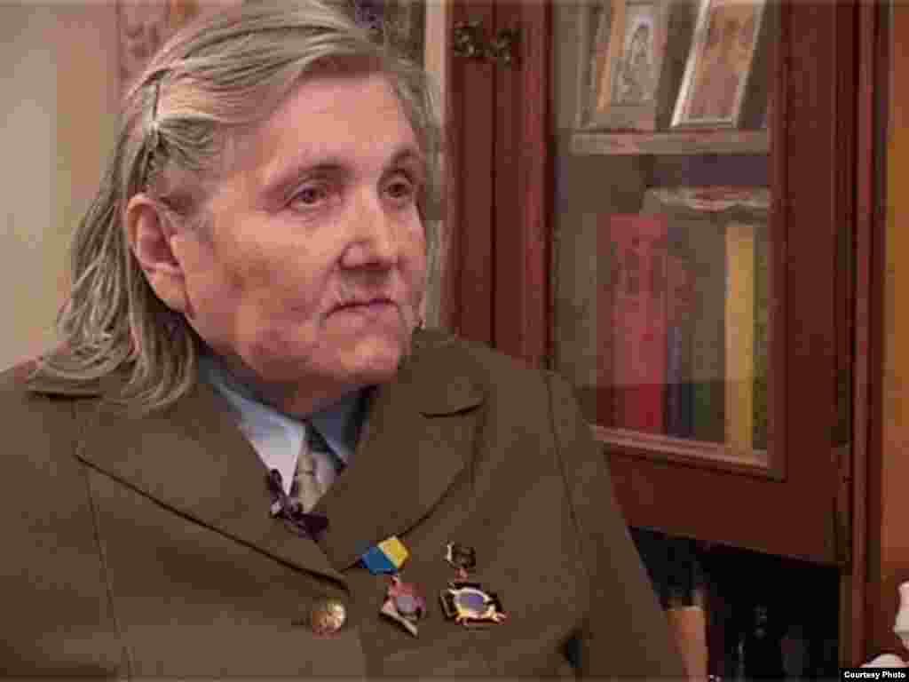 Ніна Петрич, дружина Олександра Петрича, активістка 6-ї зони, єдиного жіночого табору в Норильську (фотографії надані кіностудією «Заповіт»)