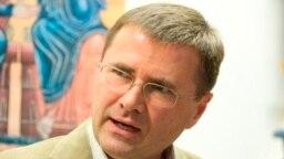 Dr. Hans-Christian Maner profesor la Universitatea Johannes Gutenberg; fotografie făcută de Peter Pulkowski