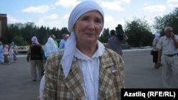 Флера ханым Баязитова