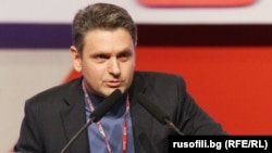 Болгария парламентининг жосусликда айбланаётган собиқ депутати Николай Малинов.
