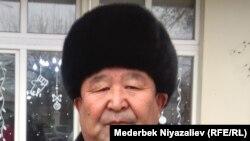 Манас Ыдырысов