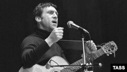 Владимир Высоцкий.1979-жылы тартылган сүрөт.