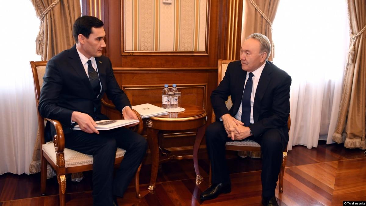 Нурсултан Назарбаев посетит Узбекистан и Туркменистан 16-17 сентября