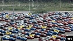В последний раз столько же новых автомобилей было продано в Европе в мае 1993 года