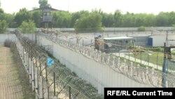 Тюрьма в Казахстане.