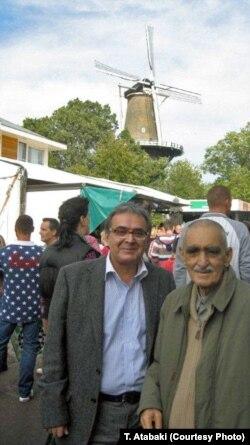با ایرج افشار، پژوهشگر و کتابشناس نامدار ایرانی