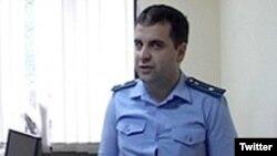 Адвокат Валерий Волох