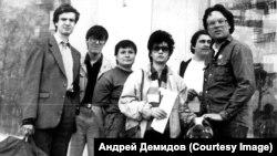 Самарская молодежь 80-х