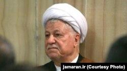 Иранның экс-президенті Әкбар Хашеми Рафсанжани.