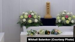 Алтарь в память о погибших