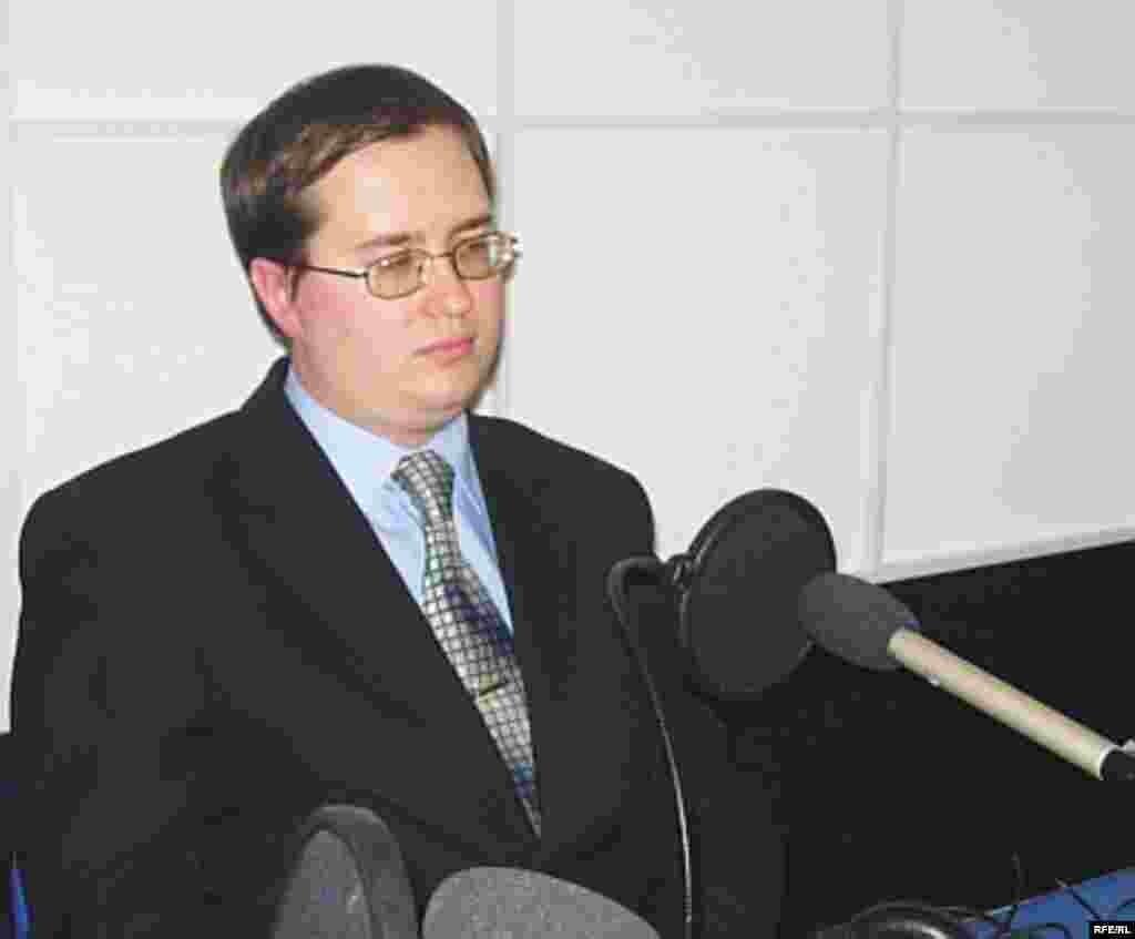 Адвокат Заурбека Талхигова, приговоренного за пособничество террористам, Сергей Насонов