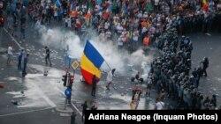 Mitingul din 10 august 2018 a fost reprimat cu brutalitate de regimul lui Liviu Dragnea. Peste 700 de oameni au fost răniți și gazați. La trei ani de la evenimente dosarul stagnează.