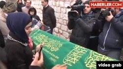 Тело Умарали Кувватова было похоронено в Стамбуле