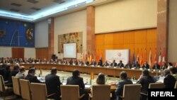 Regionalni skup posvećen borbi protiv organizovanog kriminala, 28. septembar 2009.Fotografije: Vesna Anđić