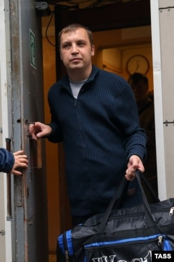 Михаил Косенко покидает больницу
