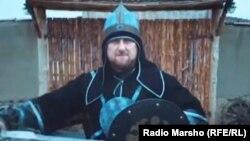 """Нохчийчоь --Кадыров Рамзан йоцачу """"Iаламате ехк"""" филма чохь, Соьлж-ГIала, 13 Гез2014"""