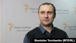Помічник голови Держприкордонслужби України Олег Слободян