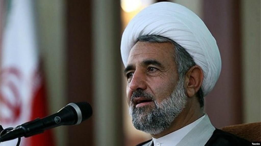 File photo - Member of Parliament from Qom city, Mojtaba Zolnour, undated.