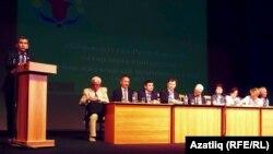 Башкортстан татар конгрессы корылтае