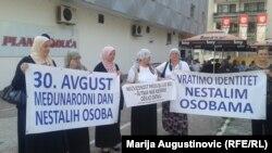 Obilježavanje Dana nestalih osoba, Kotor Varoš