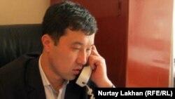 Канат Хасенов, начальник отдела жилищно-коммунального хозяйства (ЖКХ) Илийского района Алматинской области.