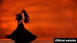 بنفشه صیاد، رقصنده ایرانی در لسآنجلس