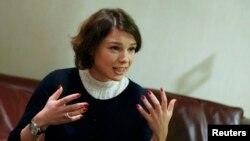 Жанна Немцова.