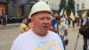 Протест гірників під офісом Зеленського, Київ, 30 червня 2020 року