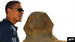 Američki predsjednik Barack Obama u Egiptu, 2009.