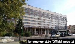 Гатэль «Беларусь» у Берасьці