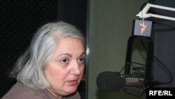 """ნინო ციხისთავი, """"კავკასიის ქალთა ქსელის"""" ხელმძღვანელი"""