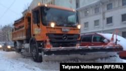 На улицах Санкт-Петербурга