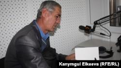 Мирзоҳалим Каримов, нависанда, тарҷумон ва журналисти тоҷиктабори Қирғизистон