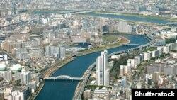 Tokio for infographic