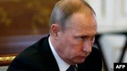 ولادیمیر پوتین، رییس جمهور روسیه،